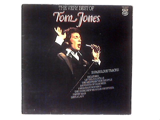 The Very Best Of LP COMP By Tom Jones