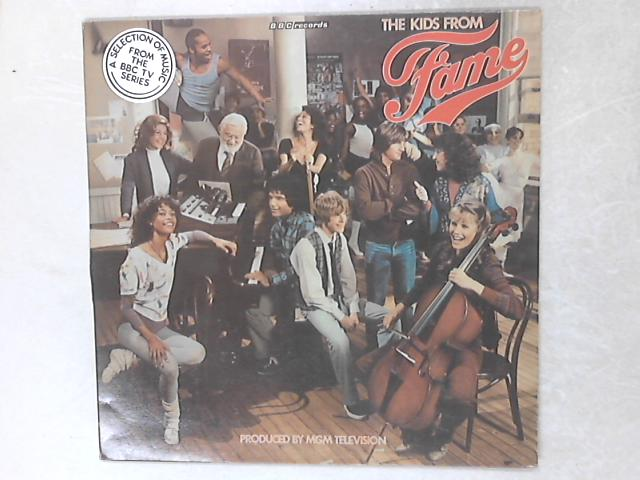 The Kids From Fame Gatefold LP by The Kids From Fame
