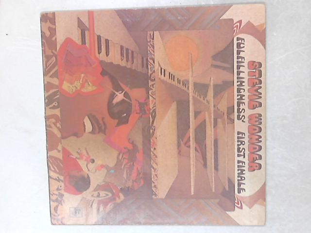 Fulfillingness' First Finale Gatefold LP by Stevie Wonder