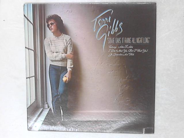 Some Days It Rains All Night Long LP by Terri Gibbs