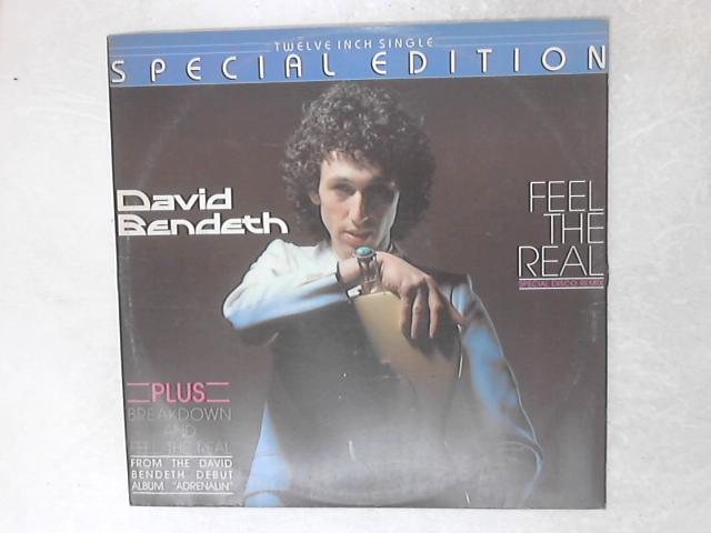 Feel The Real 12in Single by David Bendeth