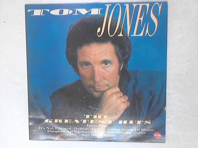 The Greatest Hits LP by Tom Jones
