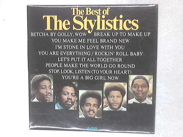 The Best Of The Stylistics LP by The Stylistics