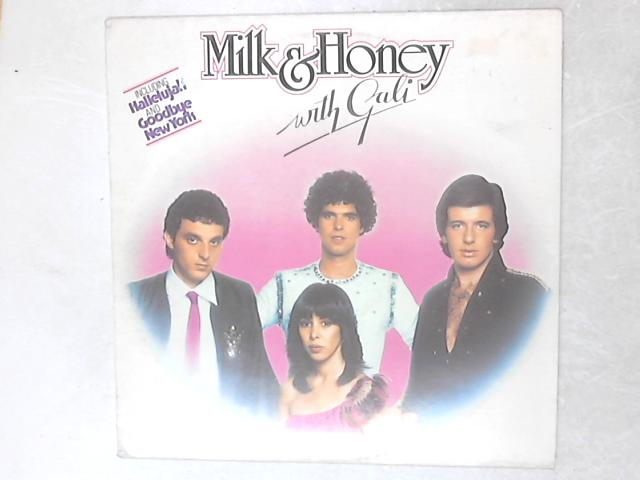 Milk & Honey With Gali LP By Milk And Honey