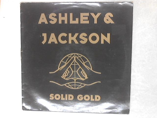 Solid Gold 12in Single By Ashley & Jackson