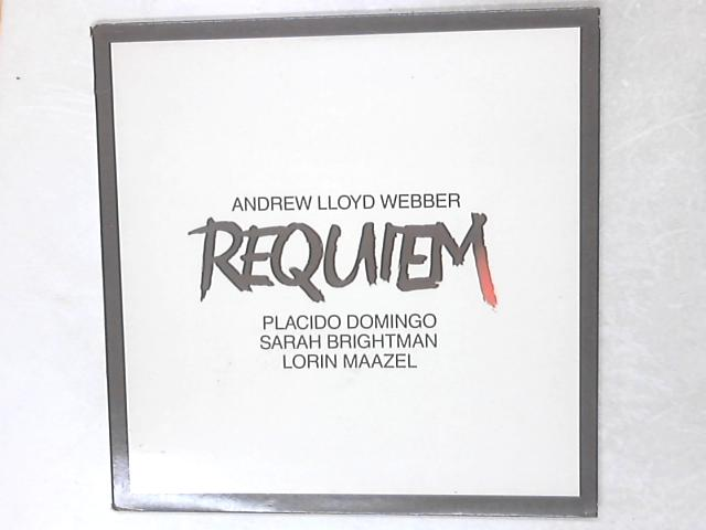 Requiem Gatefold LP By Andrew Lloyd Webber