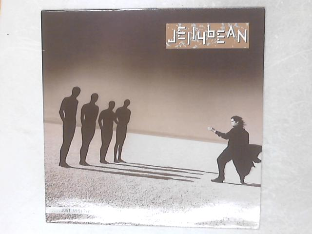 "Just Visiting This Planet LP By John ""Jellybean"" Benitez"