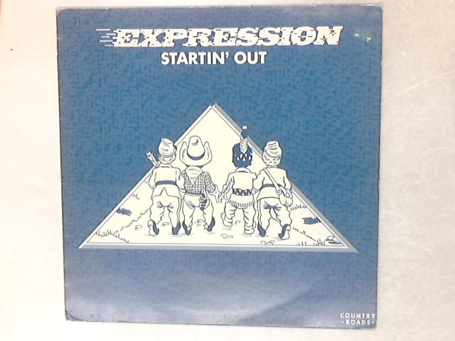 Startin' Out LP By Expression