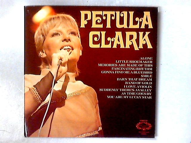 Petula Clark LP COMP By Petula Clark