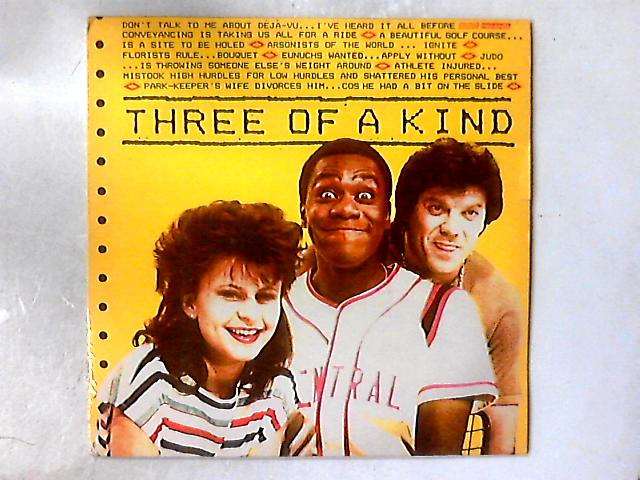 Three Of A Kind LP By Lenny Henry