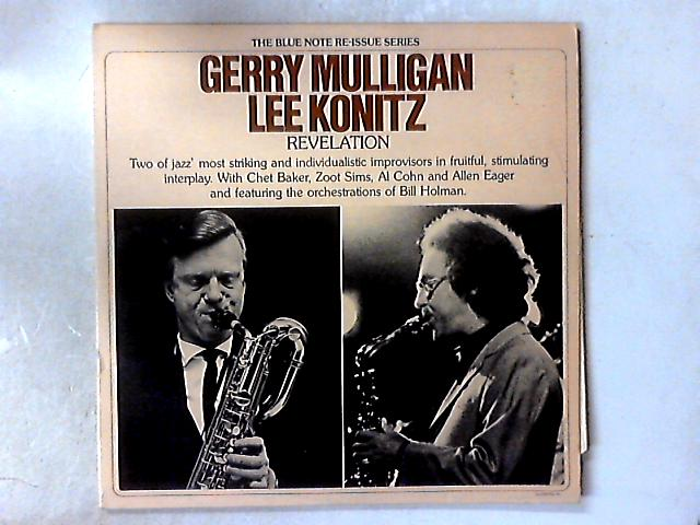 Revelation LP By Gerry Mulligan