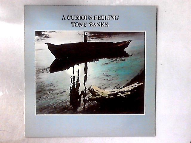 A Curious Feeling Lp By Tony Banks Vinyl Used Good