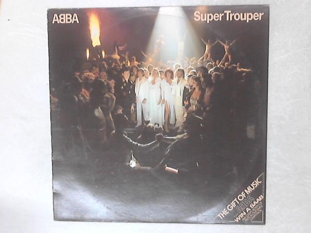 Super Trouper LP By ABBA