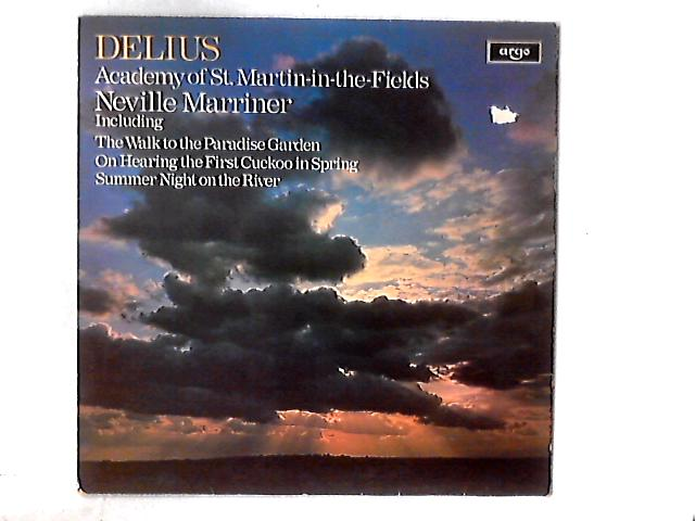 The Walk To The Paradise Garden / On Hearing The First Cuckoo In Spring / Summer Night On The River LP By Frederick Delius