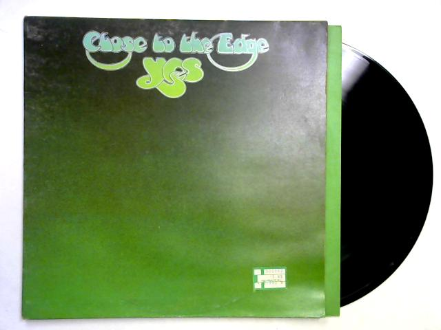 Close To The Edge LP 1st By Yes