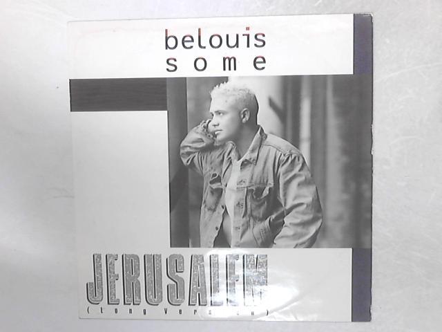 Jerusalem (Long Version) 12in Single By Belouis Some