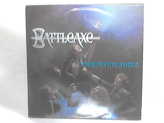 Power From The Universe LP By Battleaxe