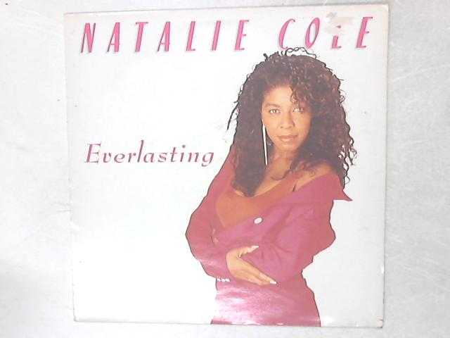 Everlasting LP by Natalie Cole