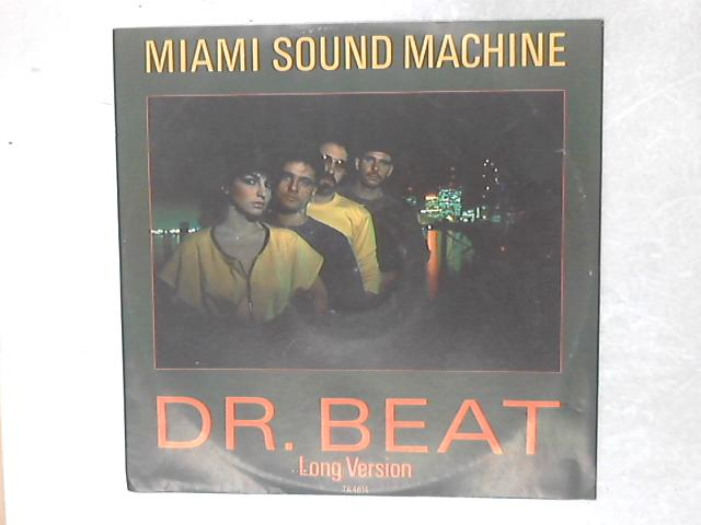 Dr. Beat 12in Single By Miami Sound Machine