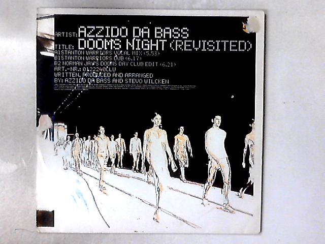 Dooms Night 12in By Azzido Da Bass