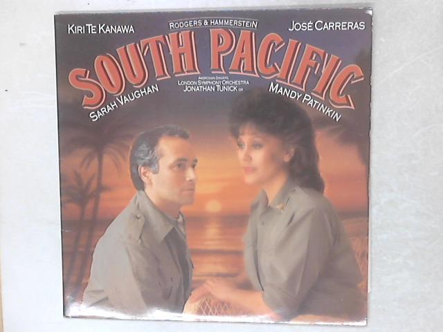 South Pacific LP By Kiri Te Kanawa