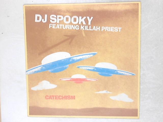Catechism 12in Single By DJ Spooky