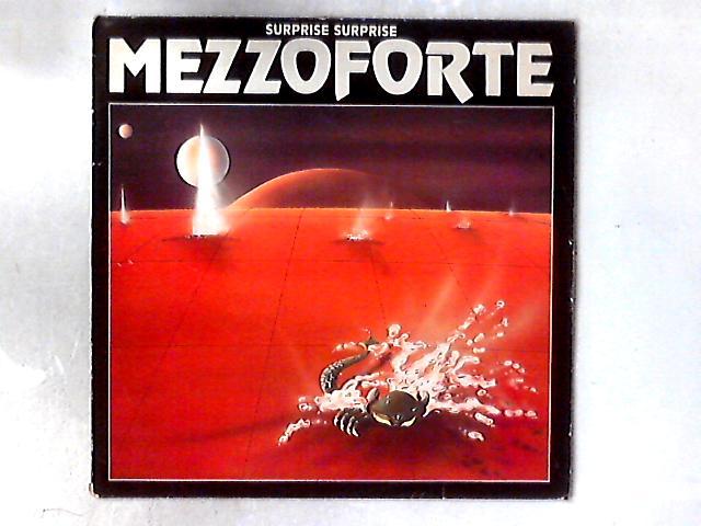 Surprise Surprise LP By Mezzoforte