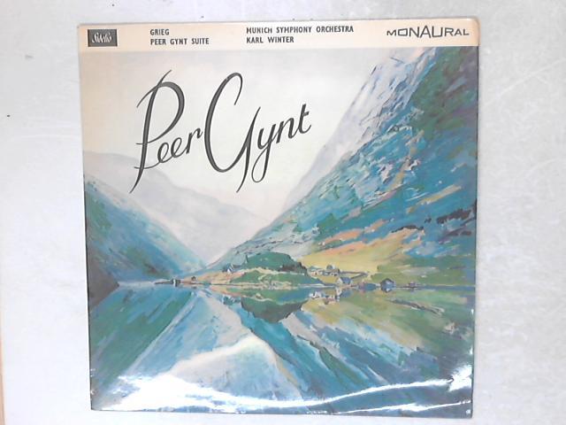Peer Gynt LP By Karl Winter