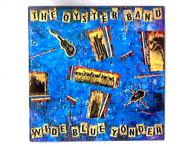 Wide Blue Yonder 12in By Oysterband