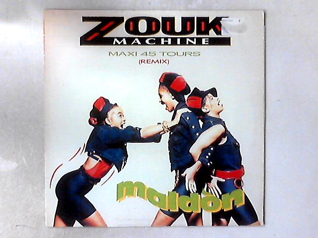 Maldòn (Remix) 12in By Zouk Machine