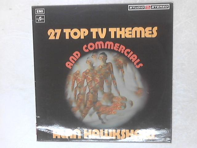27 Top T.V. Themes & Commercials LP By Alan Hawkshaw