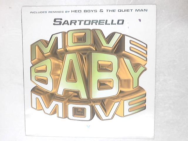 Move Baby Move 12in Single By Marco Sartorello
