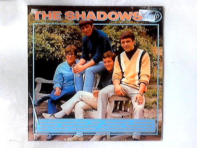 Walkin' With The Shadows LP By The Shadows