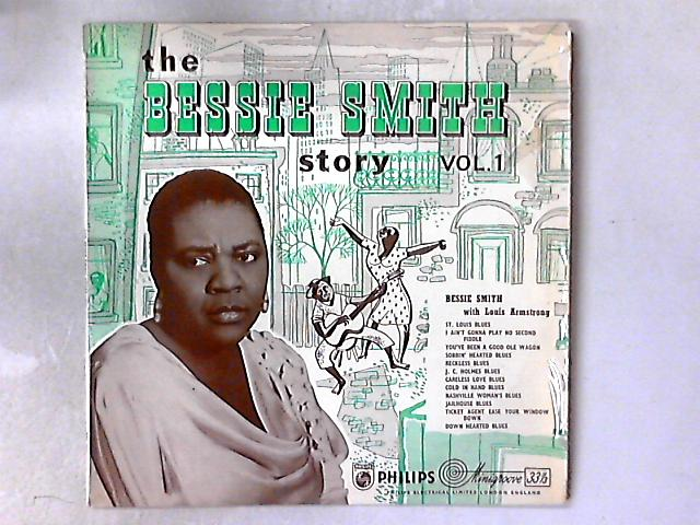 The Bessie Smith Story Vol.1 LP COMP By Bessie Smith
