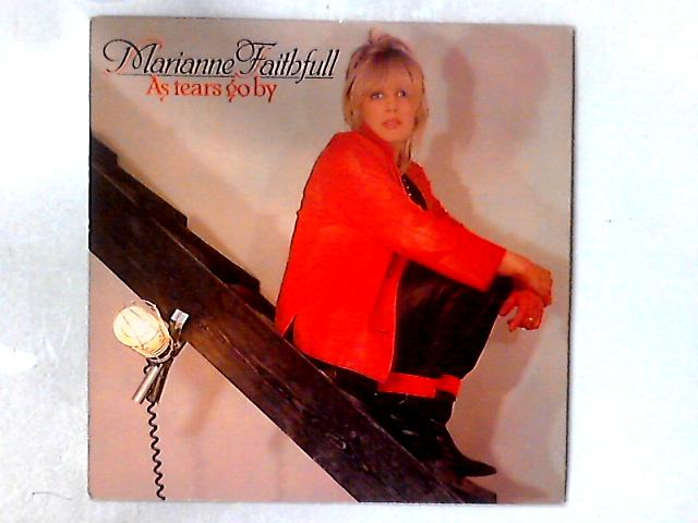 As Tears Go By LP By Marianne Faithfull
