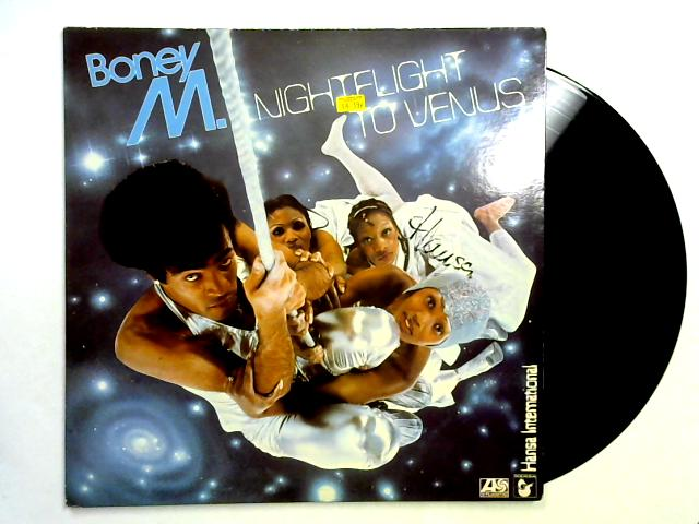 Nightflight To Venus LP 1st By Boney M.