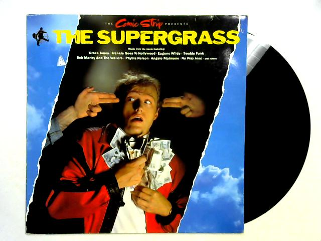 The Supergrass (Music From The Movie) LP By Various