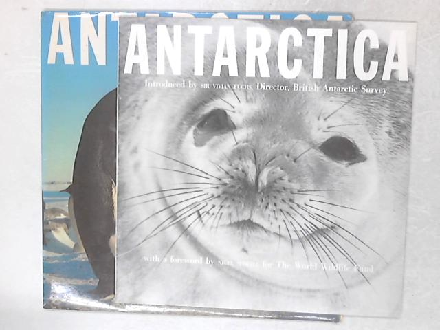 Antarctica - A Portrait In Wildlife And Nature Sound LP By No Artist