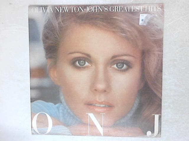 Olivia Newton-John's Greatest Hits LP By Olivia Newton-John