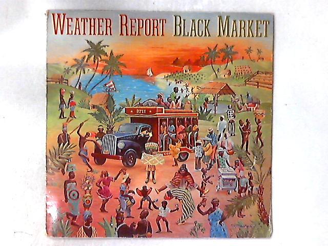 Black Market LP By Weather Report