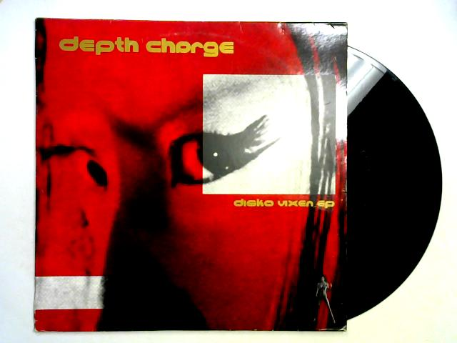 Disko Vixen EP 2x 12in 1st By Depth Charge