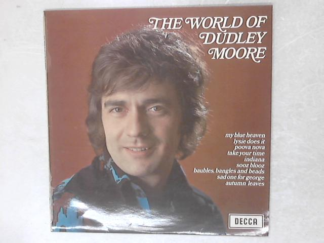 The World Of Dudley Moore LP By Dudley Moore Trio