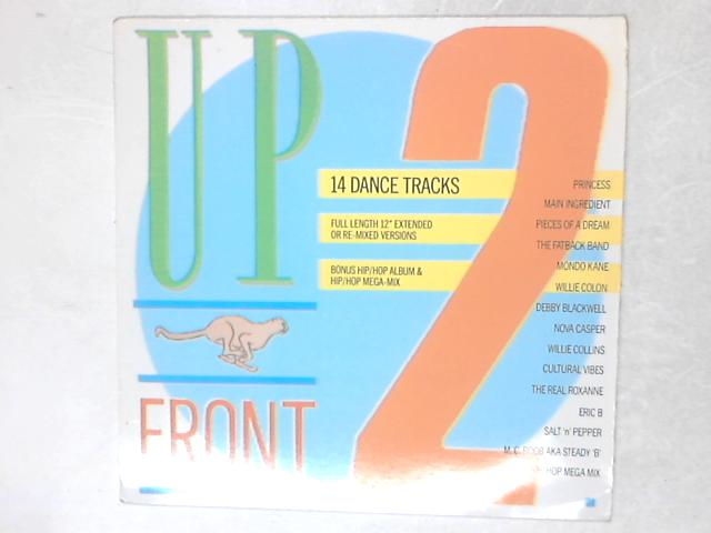 Upfront 2 2xLP By Various