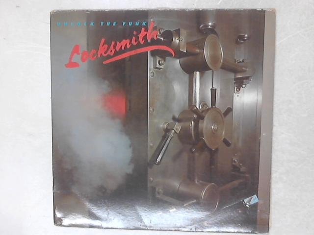Unlock The Funk LP By Locksmith