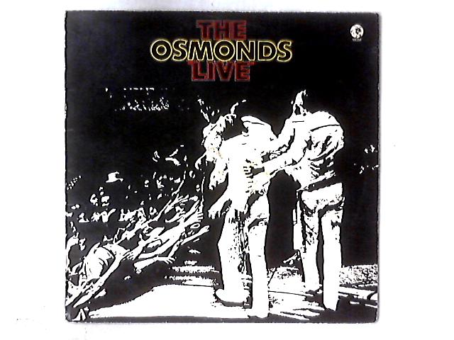Live LP By The Osmonds