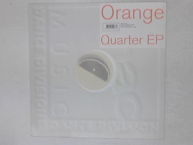 Quarter EP 12in EP By Orange