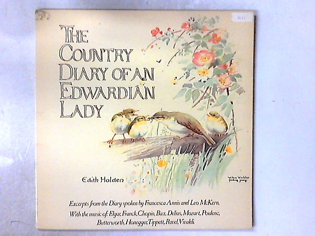 The Country Diary Of An Edwardian Lady LP GATEFOLD By Edith Holden