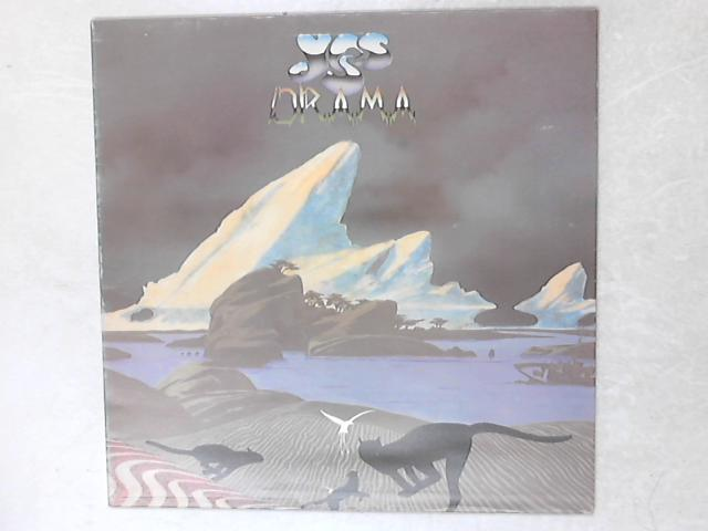 Drama LP by Yes