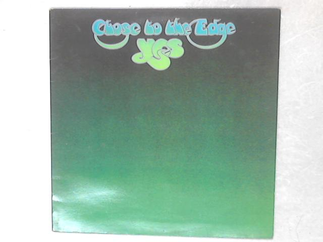 Close To The Edge LP by Yes