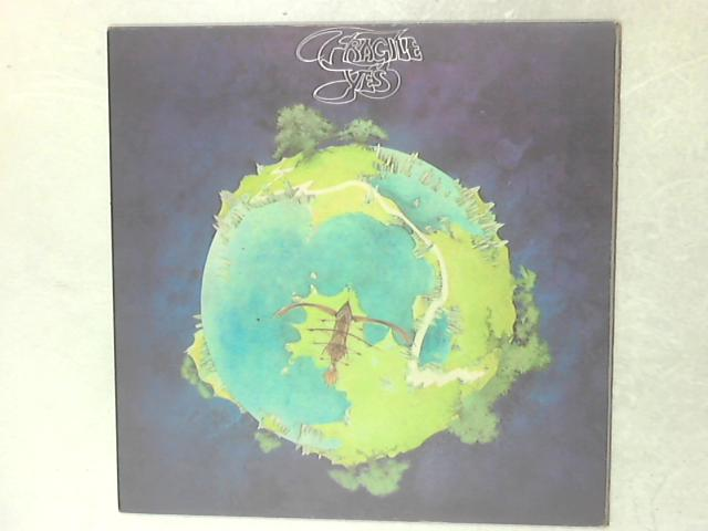 Fragile LP by Yes